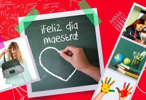 ¡Feliz dia, maestros!