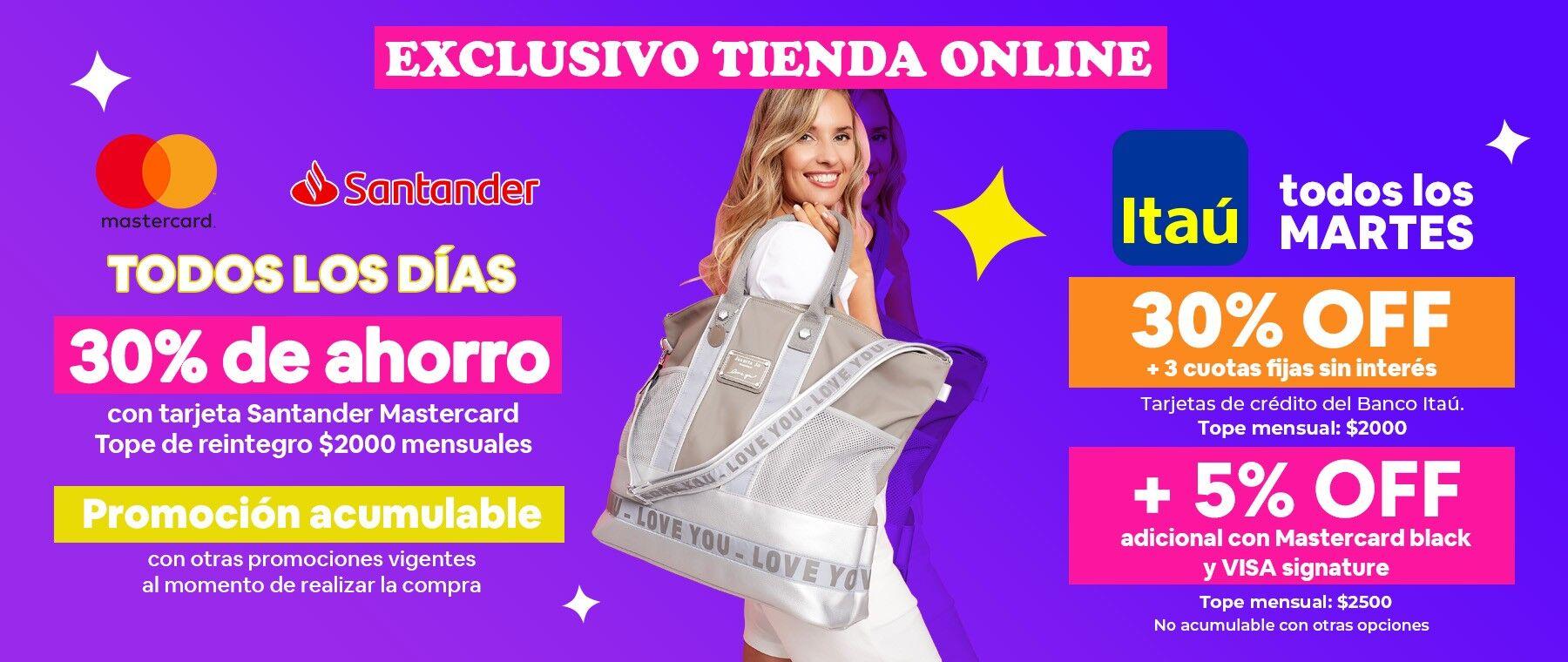 Santander promo